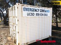 Disaster Emergency Container