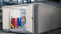 Chemical Waste Container